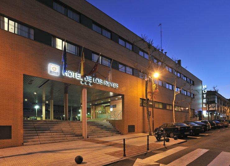 Hotel globales de los reyes en san sebastian de los reyes - Cristalerias en san sebastian de los reyes ...