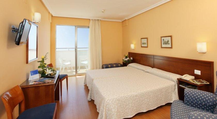 Hotel Carlos 1 - Habitación