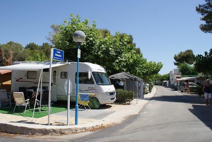 BenidormVacaciones.com - Camping Arena Blanca