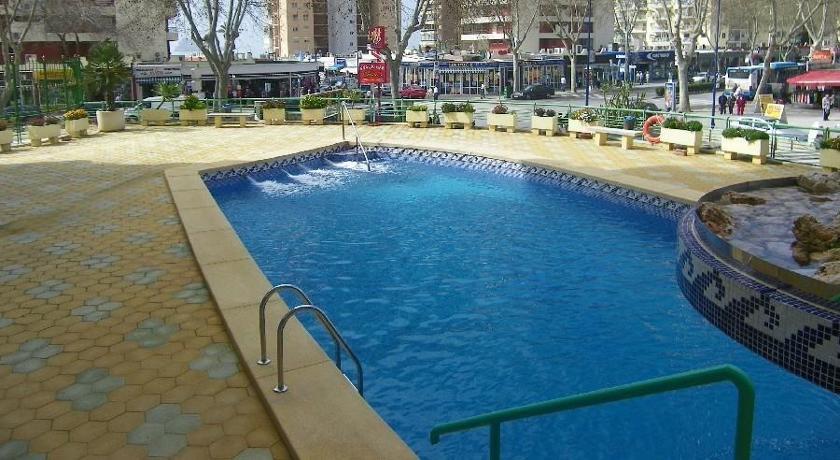 BenidormVacaciones.com - Alquilevante Coblanca Avenida Mediterraneo